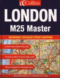 Collins London M25 Master (map book)